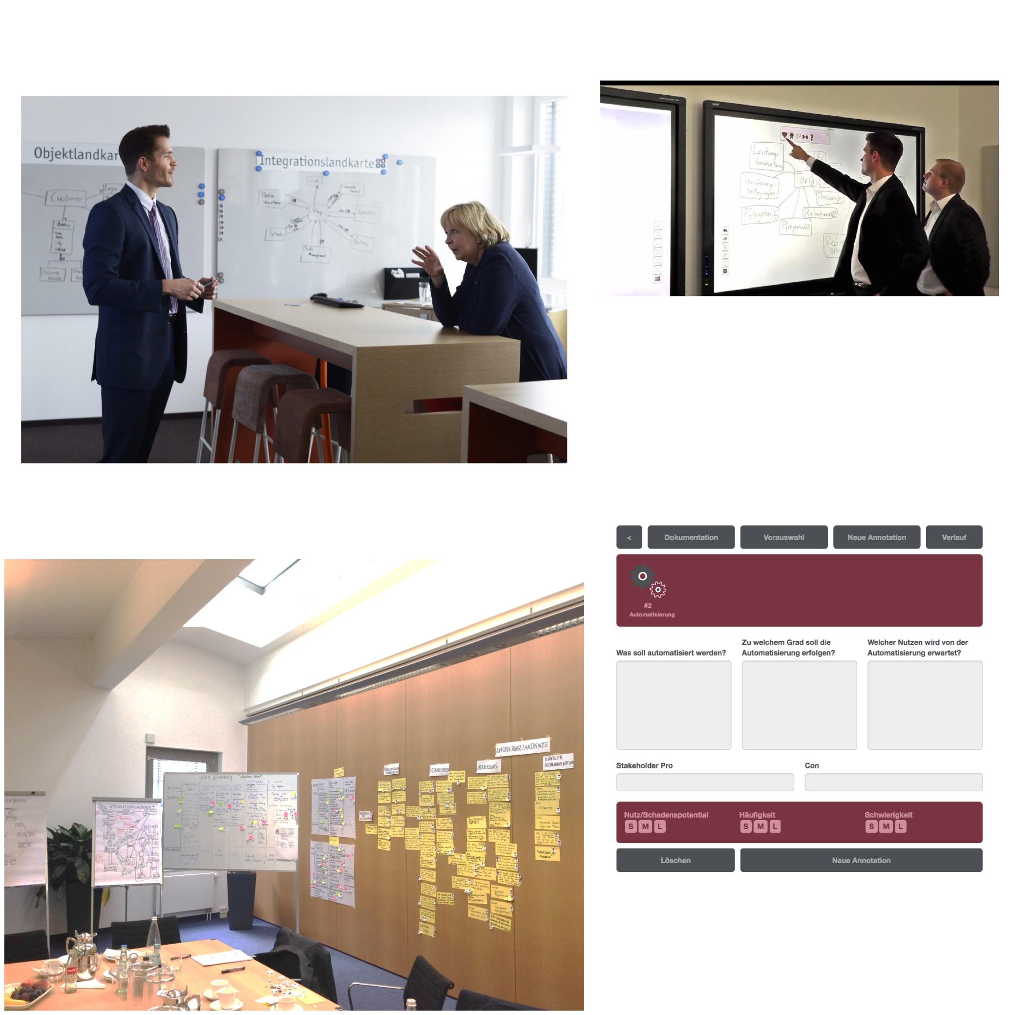 Interaction Room Jahresüberblick